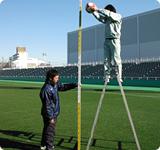 ボール弾み測定